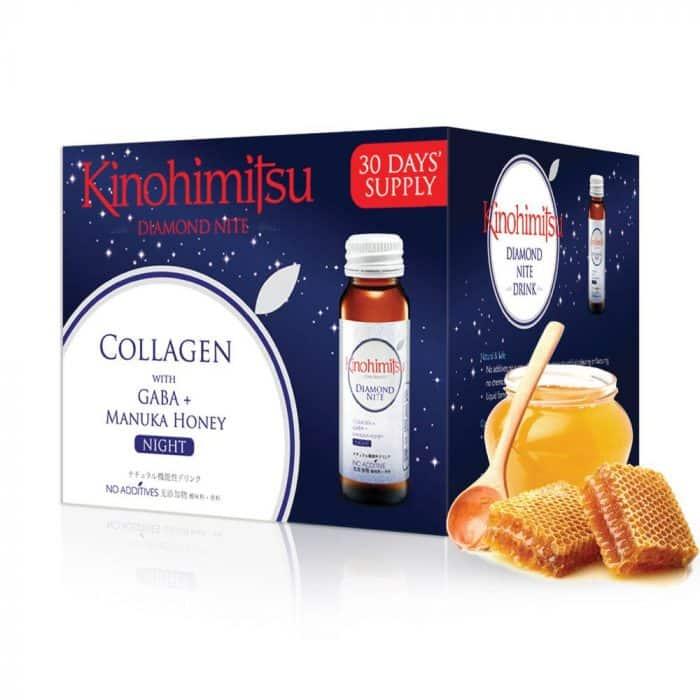 Kinohimitsu Collagen Diamond Nite Drink