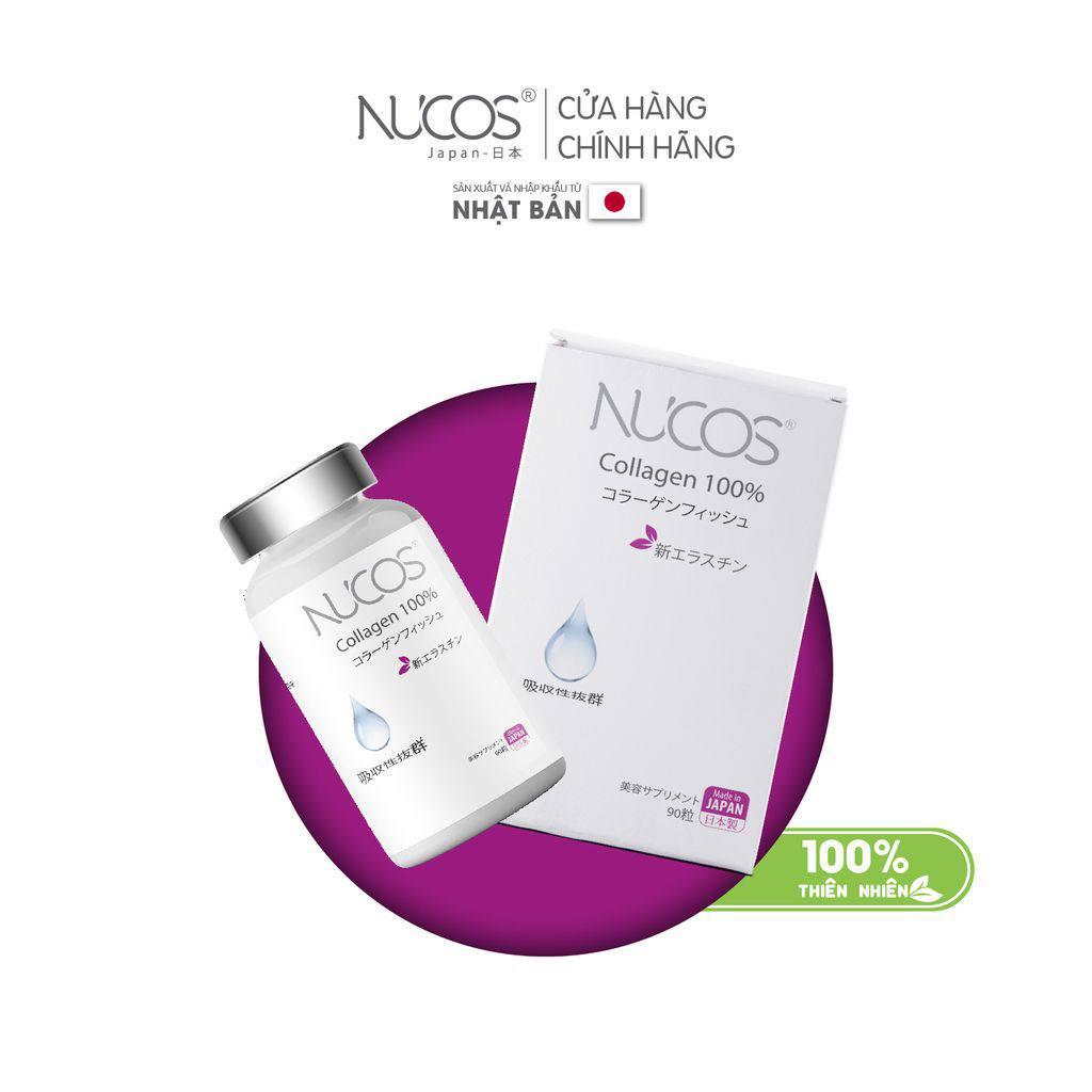 Viên uống Nucos Collagen 100%