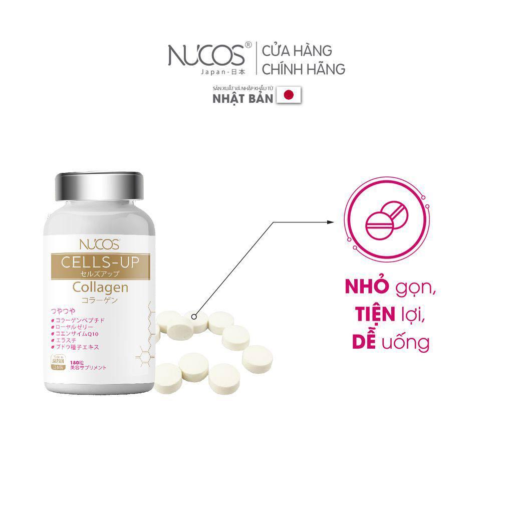 Sản phẩm Collagen Nucos Cells-up.